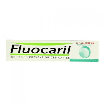 Fluocaril Bi-fluoré 125ml gel dentifrice