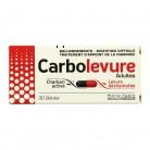 Carbolevure Adulte x30 gélules