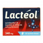 Lacteol 340mg 10sachets