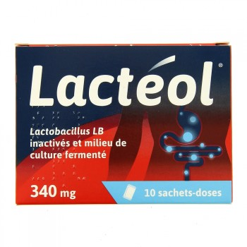 Lacteol 340mg 10sachets