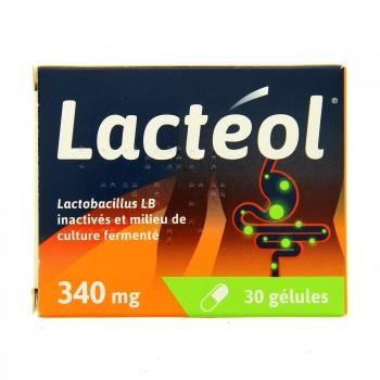 Lacteol 340mg 30gélules