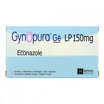 Gynopura Ge LP 150mg Ovule x2