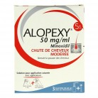 Alopexy 5% 50mg/ml 3x60ml