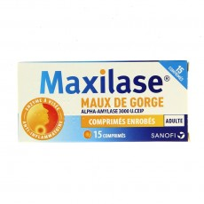 Maxilase 15cpr