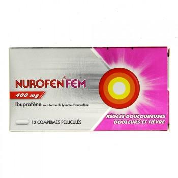 NurofenFem 400mg 12cpr