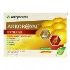 Arkoroyal Dynergie 20 ampoules 10ml