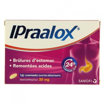 Ipraalox 20mg 14cpr