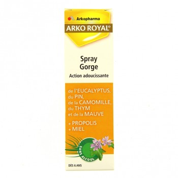 Arko Royal Spray Gorge Propolis 30ml