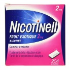 Nicotinell Fruits exotiques 2mg...