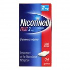 Nicotinell Fruit 2mg 96gommes