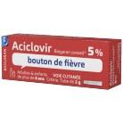 Aciclovir Biogaran 5% Crème 2g