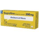 Ibuprofène Biogaran 200mg 20cpr