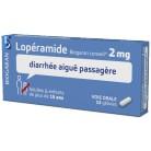 Loperamide Biogaran 2mg 12 gélules