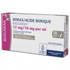 Borax/Acide borique Biogaran...