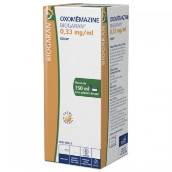 Oxomemazine Biogaran 150ml