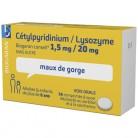 Cétylpiridinium/Lysosyme...