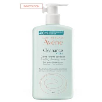 Cleanance Hydra Crème lavante 400ml Avène