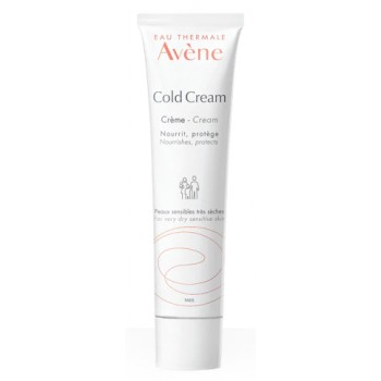 Crème visage Cold Cream 40ml Avène