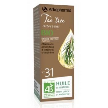 Huile essentielle Tea Tree Bio 10ml Arkopharma