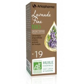 Huile essentielle Lavande fine Bio 10ml Arkopharma