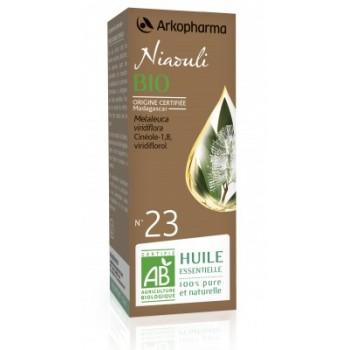 Huile essentielle Niaouli Bio 10ml Arkopharma