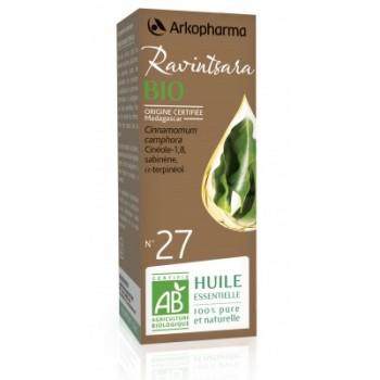Huile essentielle Ravintsara Bio 5ml Arkopharma