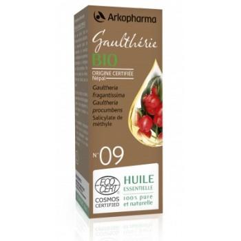 Huile essentielle Gaultherie Bio 10ml Arkopharma
