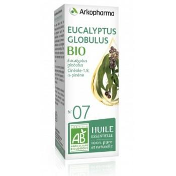 Huile essentielle Eucalyptus globulus Bio 10ml Arkopharma