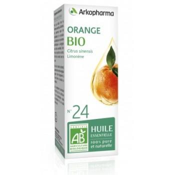 Huile essentielle Orange Bio 10ml Arkopharma