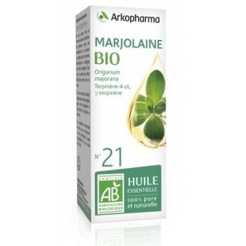Huile essentielle Marjolaine Bio 5ml Arkopharma