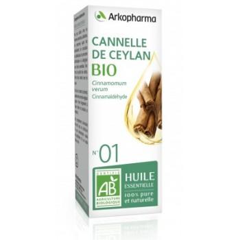 Huile essentielle Cannelle de Ceylan Bio 5ml