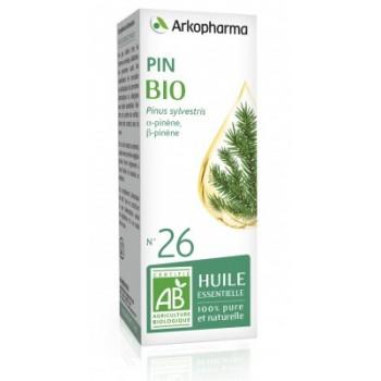 Huile essentielle Pin Bio 5ml Arkopharma