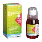 Chlorhexidine/chlorobutanol...