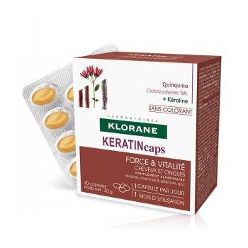 KeratinCaps x30 Klorane