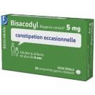 Bisacodyl 5mg x30 cp Biogaran