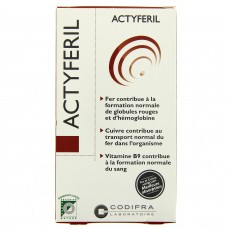 Actyferil 60 gélules