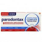 Parodontax 8 bénéfices 2x75ml