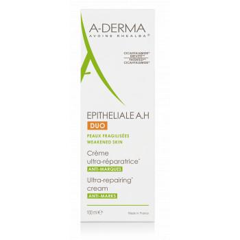 Epitheliale AH Duo 100ml Crème ultra-réparatrice Aderma