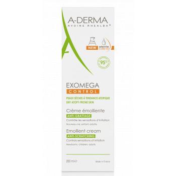 Exomega Crème Control 200ml Aderma