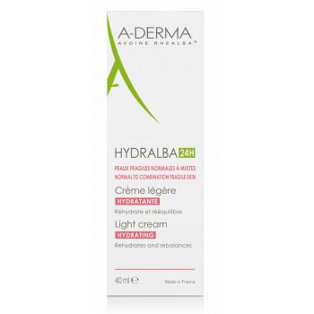 Hydralba Crème hydratante légère Aderma