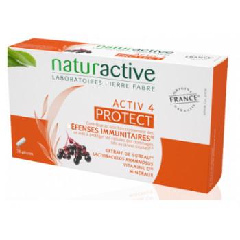 Activ 4 Protect Adultes x28 gélules