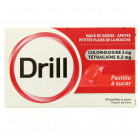 Drill Classique x24 pastilles Rouge