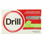 Drill x24 pastilles anis menthe...