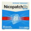 NicopatchLib 21 mg Boîte de 28 patchs