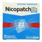 NicopatchLib 21 mg Boîte...