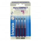 Brossettes Mono compact Violet...