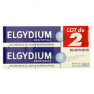 Elgydium Blancheur 2x75ml