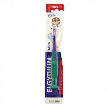 Brosse à dents Kids 2-6 ans Elgydium