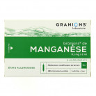 Granions de Manganèse 30Amp/2ml