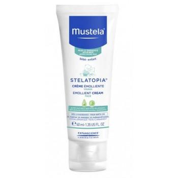 Stelatopia crème émolliente visage 40ml Mustela